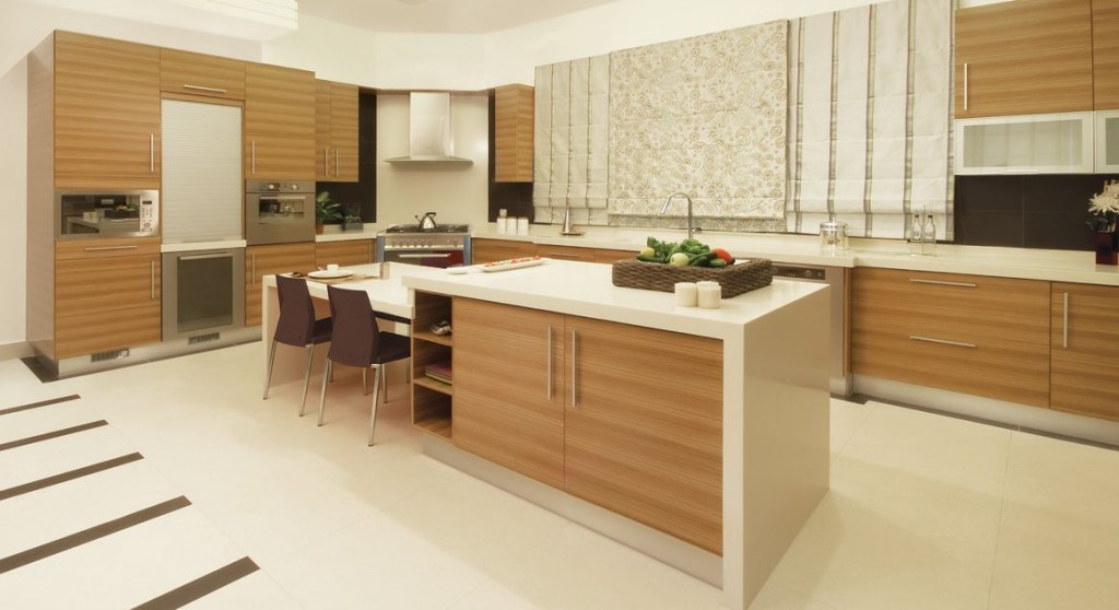 Build Ups & High Gloss Doors u0026 Colours - Zulken Kitchens | High Gloss Wrap Doors ...